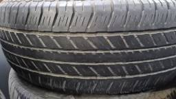 Jogo de pneus aro 17 265 65 para pick up s10 l200 amarok ranger frontier