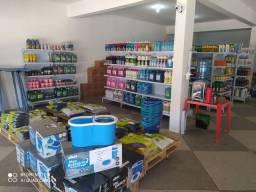 Vendo comércio produtos de limpeza