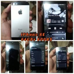 IPhone SE 64GBs