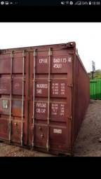 Título do anúncio: Container Marítimo a preço de custo