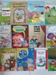 Título do anúncio: Coleção livros infantis
