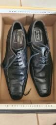 Sapato social Garbo preto 39