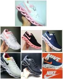 Título do anúncio: Vendo sapatênis e Tênis Nike AirMax ( 130 com entrega)