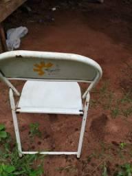 Cadeira de alumino