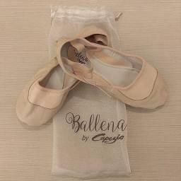 Título do anúncio: Sapatilha meia ponta para ballet!