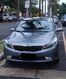 Título do anúncio: Kia Cerato 1.6 SX 2018 - Carro de Garagem - Ótima conservação