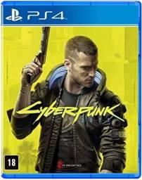Título do anúncio: Jogo PS4 Cyberpunk 2077 Midia Física Lacrado