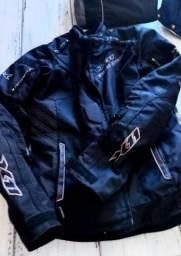 Título do anúncio: Jaqueta motoqueiro impermeável evo 3 x11 feminina tamanho g