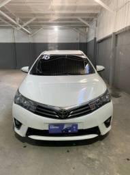 Toyota Corolla Xei Aut 2016 Lindíssimo
