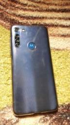 Tô vendendo um Motorola g8 ou troco por inferior mais um dinheiro