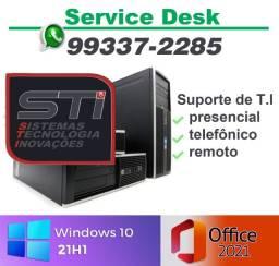 Formatação R$70,00 Instalação de drivers e software