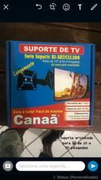 Suporte universal ARTICULADO para TVs até 55 polegadas