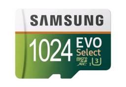 Título do anúncio: Cartão de Memória Samsung 1024gb.