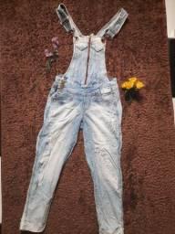 Macacão jeans CKZ