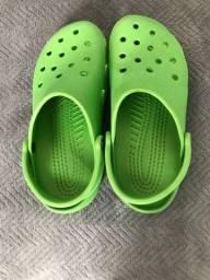 Crocs verde original