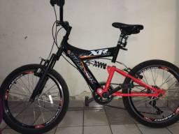 Bicicleta track aro xr 20