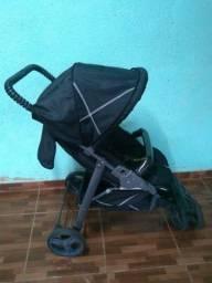 Título do anúncio: Carrinho de bebê da Galzerano