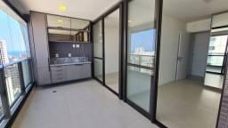 Título do anúncio: Apartamento 1/4 com suíte e varanda gourmet, nascente, vista mar Duetto Graça