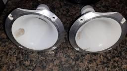 Título do anúncio: Lente corneta alumínio 90 reais zap *