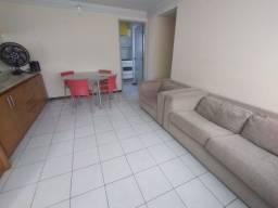 Título do anúncio: FM Em Setúbal Apartamento 75m² 02 quartos + dep completa Mobiliado, 01 vaga.