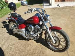 Moto Yamaha Drag Star Relíquia