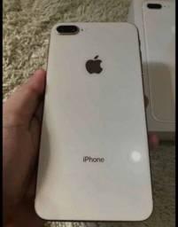 Título do anúncio: Imperdível iPhone 8 plus 128gb 2,500$