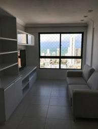 Título do anúncio: Flat mobiliado para aluguel com 45m², 1 suíte, em Boa Viagem - Recife - Pernambuco