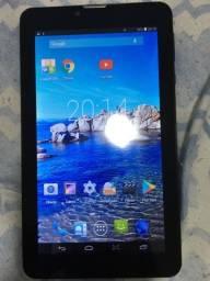 Tablet Multilaser M7 3G dual 16g