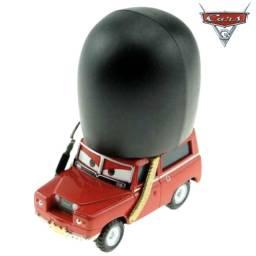 London Buckingham Filme Carros Disney Mattel Miniatura Mcqueen 1:55