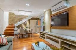 Título do anúncio: Cobertura Mobiliada com 3 dormitórios à venda, 227 m² por R$ 2.650.000 - Portão