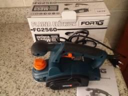 Título do anúncio: Plaina elétrica FortG  720 w  110 volts