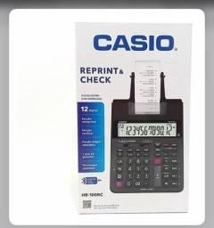 Calculadora Com Bobina Casio Hr-100rc