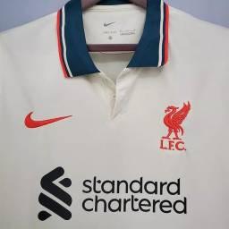Título do anúncio: Camisa Liverpool away 2021