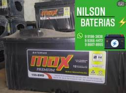 Título do anúncio: Bateria 60/45/50/70/75/90/100/150 amo bateria 100 ah bateria 100 e 150ah