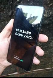 Samsung A 20s troco por inferior com volta