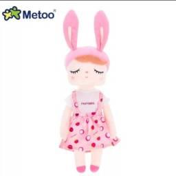 Promoção bonecas Metoo