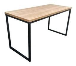 Mesa para jantar * escrivaninha * estilo industrial