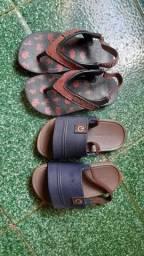 Vendo essas sandálias da cartago