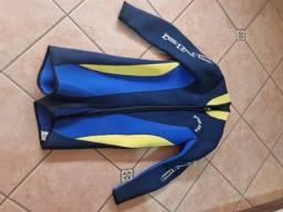 Título do anúncio: Traje de mergulho masculino. Marca Pino.