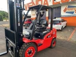 Título do anúncio: Empilhadeira Nova Zero Hangcha Prolift 3t diesel