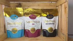 Chá Misto para Emagrecimento Saúde e Bem ESTAR