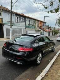 Título do anúncio: Mercedes-Benz c-180 coupé
