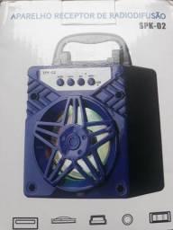 Título do anúncio: Rádio SPK-02