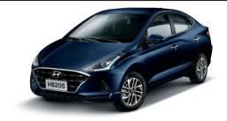 HB20s Hyundai - entradas mais parcelas.