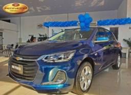Onix 2021 Azul - À Vista ou Parcelado