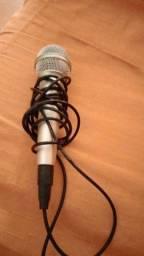 Microfone Semi novo