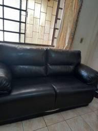 Título do anúncio: Sofá cama de courino