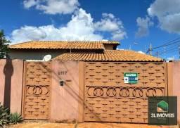 Título do anúncio: Casa para aluguel, 3 quartos, 1 suíte, Jardim Eunice - Três Lagoas/MS