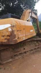 Escavadeira CASE CX160B
