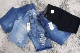 Bermudas jeans faça já sua encomenda!!!